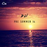 @D_Li /// The Pre Summer Mix 2016