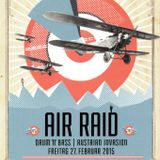 Under H - Air Raid #7 Austrian Invasion