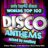 worlds disco top 100 only top 40 disco part1