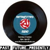 RetroFitted Radio Mix Show #8 - 11/25/17
