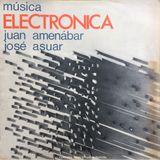 Juan Amenabar - José Asuar: Música Electrónica. VBPS-239. Independiente - Asfona. 1968. Chile