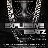 """Expliss Presents Explissive Beatz """"Reggaeton Special"""" Thursday 10PM - 12AM (BST) on LOCKEDONLINELDN"""