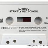 Dj Nuvo - Strictly Old School 80's Miami Bass & Freestyle Mix
