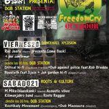 Señor Lemonz Freedomcry Outdoor 22/07/12 @ La Ventana de Guisando - Last Set