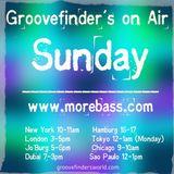 Groovefinder's on Morebass - # Episode 5