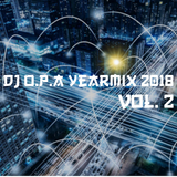 DJ O.P.A Year Mix 2018 Vol. 2