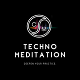 Techno Meditation Day into Night Shamanic Sounds and binaural beats.