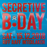 DJ Spaceman live @ Secretive's B-Day 15.12.2018