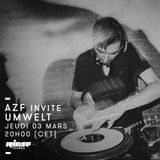 AZF & Friends Invite Umwelt - 03 Mars 2016