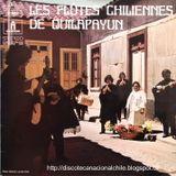 Quilapayún: Les flûtes chiliennes. 2C 054-80687. Emi Pathé Marconi. 1971. Francia