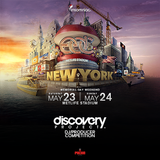EDC New York Discovery Project Competition - dj FUCK1