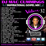 DJ Mac Cummings Inspirational Gospel Mix Vol 32