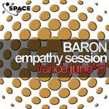 SPACE pres. Baron Empathy Trance June 2011