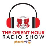 The Orient Hour - show 65 (14 January 2018)