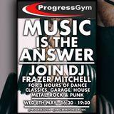Progress Gym - 8th May