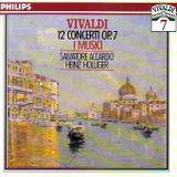Antonio Lucio Vivaldi - LP 12 Concertos for Violin & Oboe, Op. 7