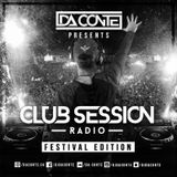 Da Conte   Club Session #54 - Festival Edition Vol. 2