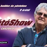 Bétóshow B.Tóth Lászlóval.  A 2017. Február  17-i műsorunk.  www.poptarisznya.hu