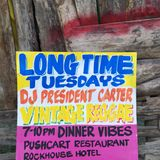 Carter Van Pelt at the Pushcart, Negril, October 11, 2016