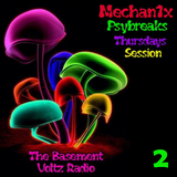 The Basement Voltz Radio - Psybreaks Show #2