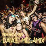 Mixed by Freaky DJs – DANCE MEGAMIX (04.06.2015)