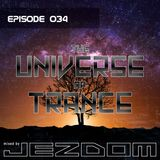 The Universe of Trance 034