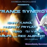 Bob E B Trance Synergy 30th Anniversary Special for AVIVMEDIA - (07-09-17) #BOBEB #TRANCE #UPLIFTING
