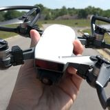 #TecnoEnRadioUps - Te presentamos el mini drone DJI Spark