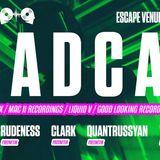 Clark - Freenetik Escape to Drum&bass w/ Madcap (UK) - Party Promo