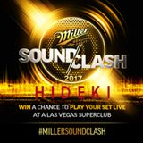 Miller SoundClash 2017 – H I D E K I - WILD CARD