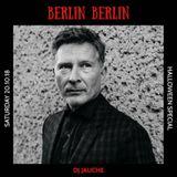 Dj Jauche - Berlin, Berlin - The EGG London October 2018