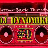 ThrowBack Thursday Mix #9 Whyz Skate mix