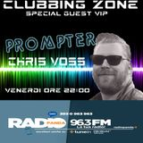 2018-06 Prompter for Clubbing Zone by DJ Salva - Radio Panda- Italy ( pure mix)