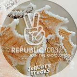 Republic 100.3 Radio > January 2016 Tracks