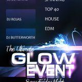 Glow Fridays Promo