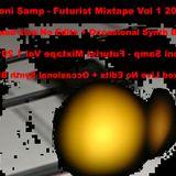 Bioni Samp - Futurist Mixtape Vol 1 2012