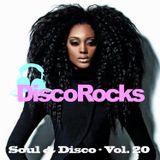 DiscoRocks' Soul & Disco - Vol. 20