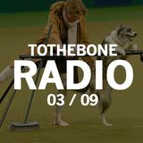 TTB Radio March 2009: Live from Crufts.