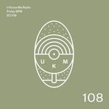 U Know Me Radio #108 | Enes GuestMix | Big K.R.I.T. | Miles Bonny | Rapsody | Letherette | Sunnysun