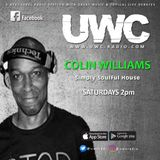 COLIN WILLIAMS FOR UWC RADIO 18TH AUGUST