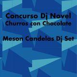 Concurso Dj Novel - Meson Candelas Dj Set