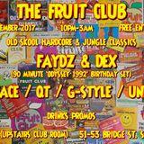 FruitClubOldskoolReunion16thSep2017 + more (GavGStyle).