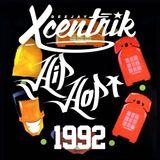 DJ Xcentrik - Hip Hop Jam - 1992