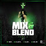 Dj Eazy - Mix & Blend Part 3
