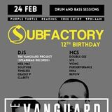 Timeless mix Subfactory 12th Birthday