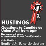 UBU Hustings - October 2016
