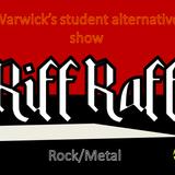 Riff Raff #23 - 16/05/12