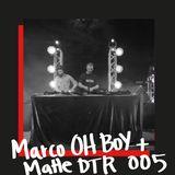 Matte Dtr + Marco Oh Boy - WeekendWarmUp 005