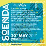 Dave Clarke - Live @ Soenda Festival (Utrech, NL) - 20.05.2017