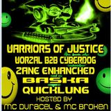 DJ Mase ( Warriors Of Justice ) - Techno Mix 12/03/2013